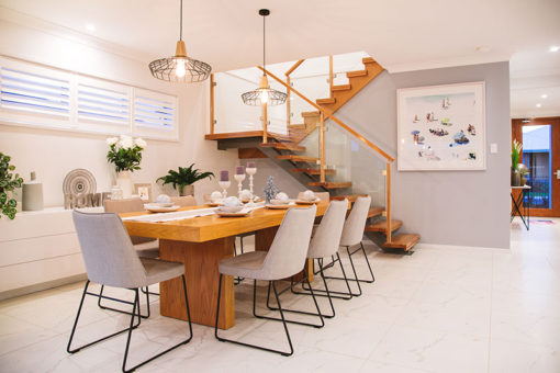 Allworth Homes - What to look for in a display home