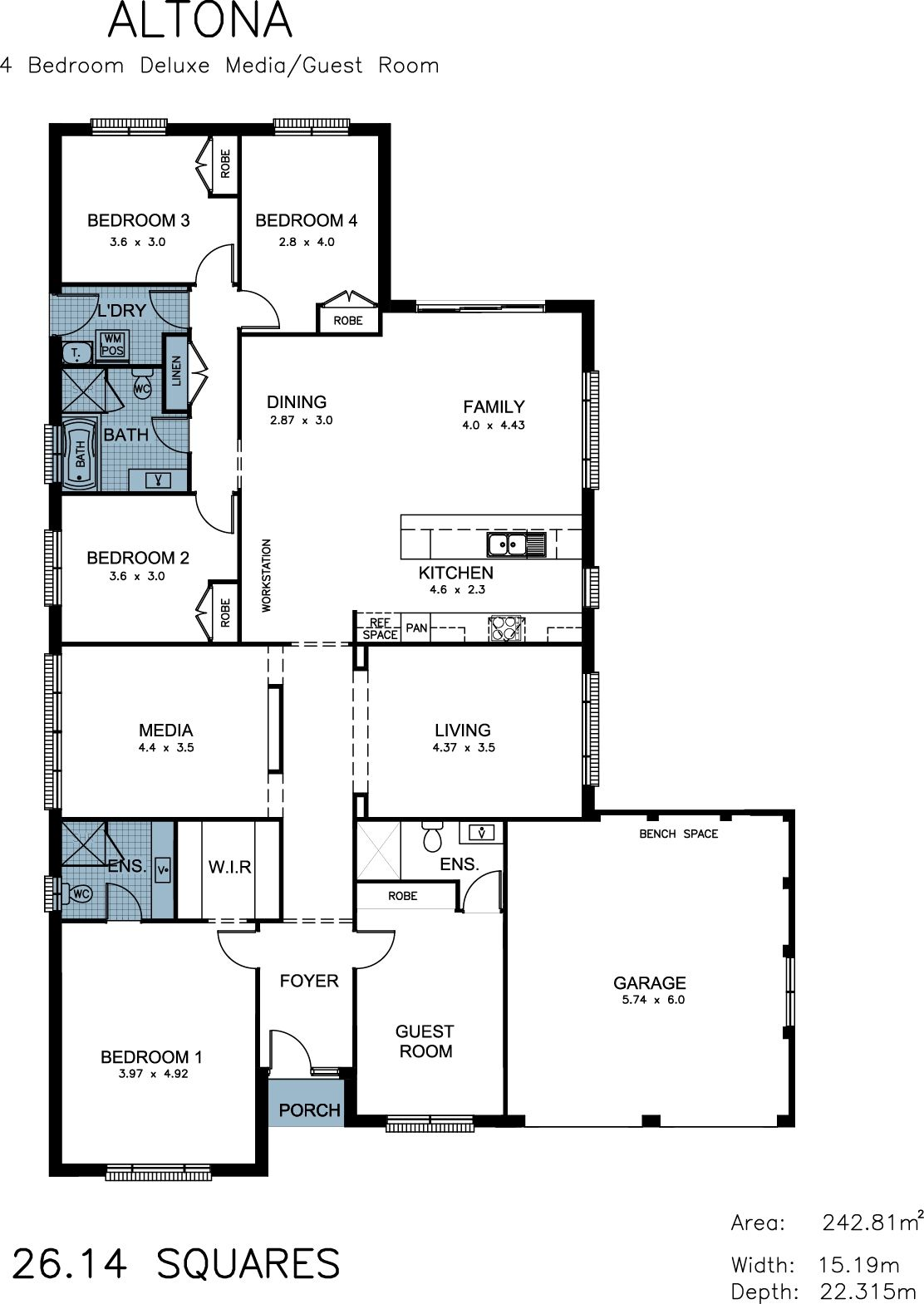 Allworth Homes - An Evolutionary Design In