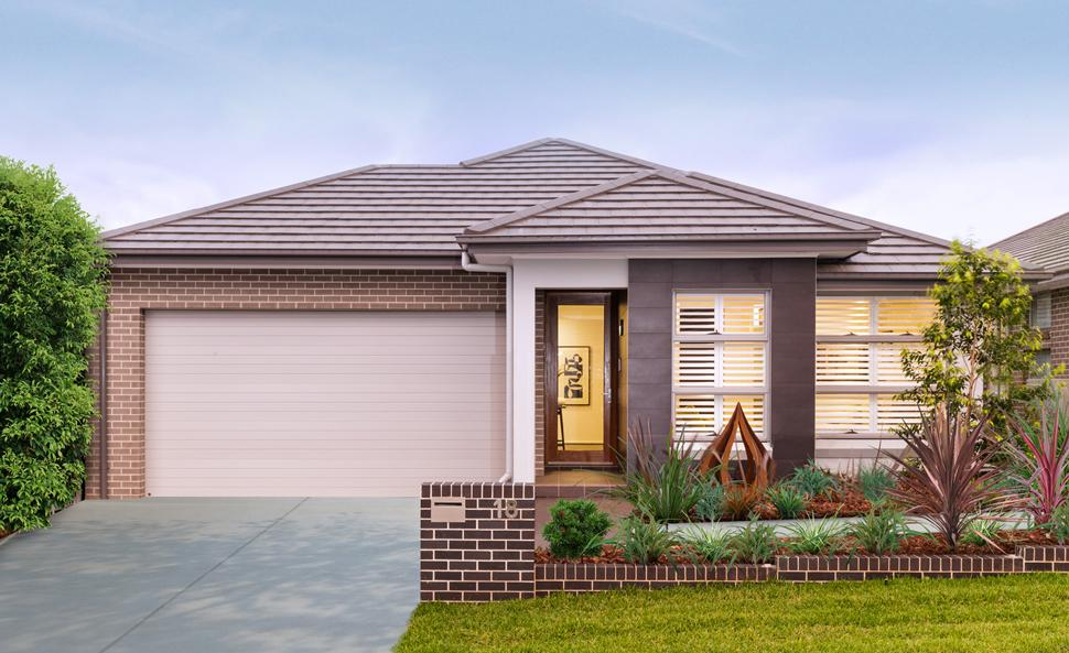 Allworth Homes | Single Storey Home Designs for Sydney & NSW