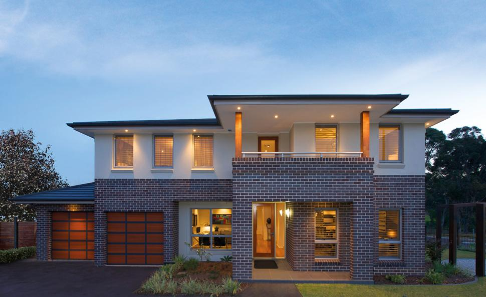 This Is Modern Two Storey House Designs Comfortable: Allworth Homes - A Statement In Style And