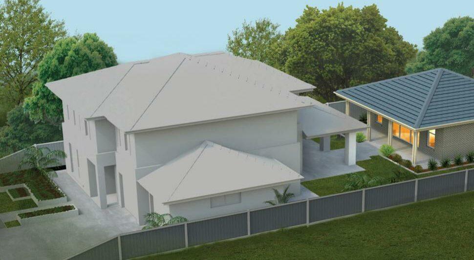 Allworth Homes Granny Flat designs