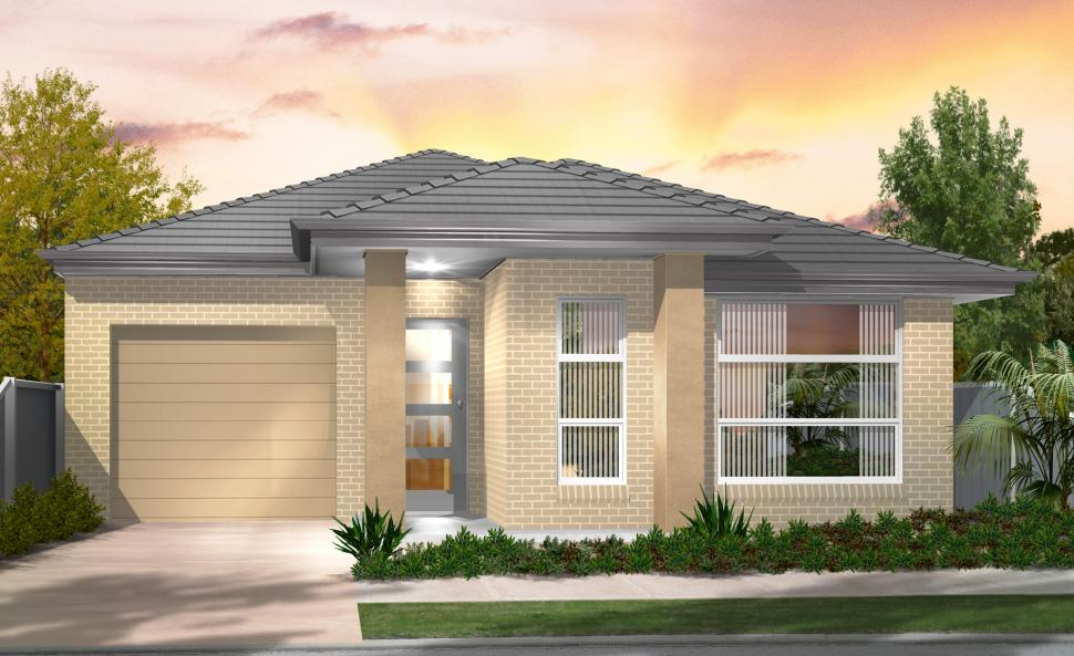Series 10 0 for 10m wide blocks allworth homes stylish for 10m wide home designs