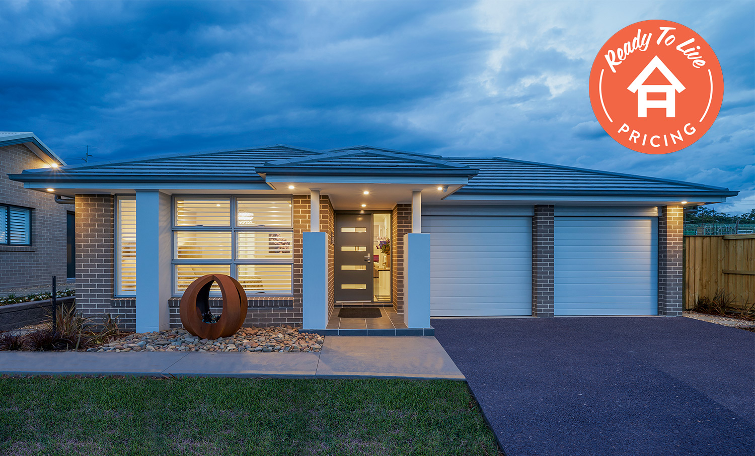 Shell Cove Exhibition Homes : Sebring ready to live pricing allworth homes on display at