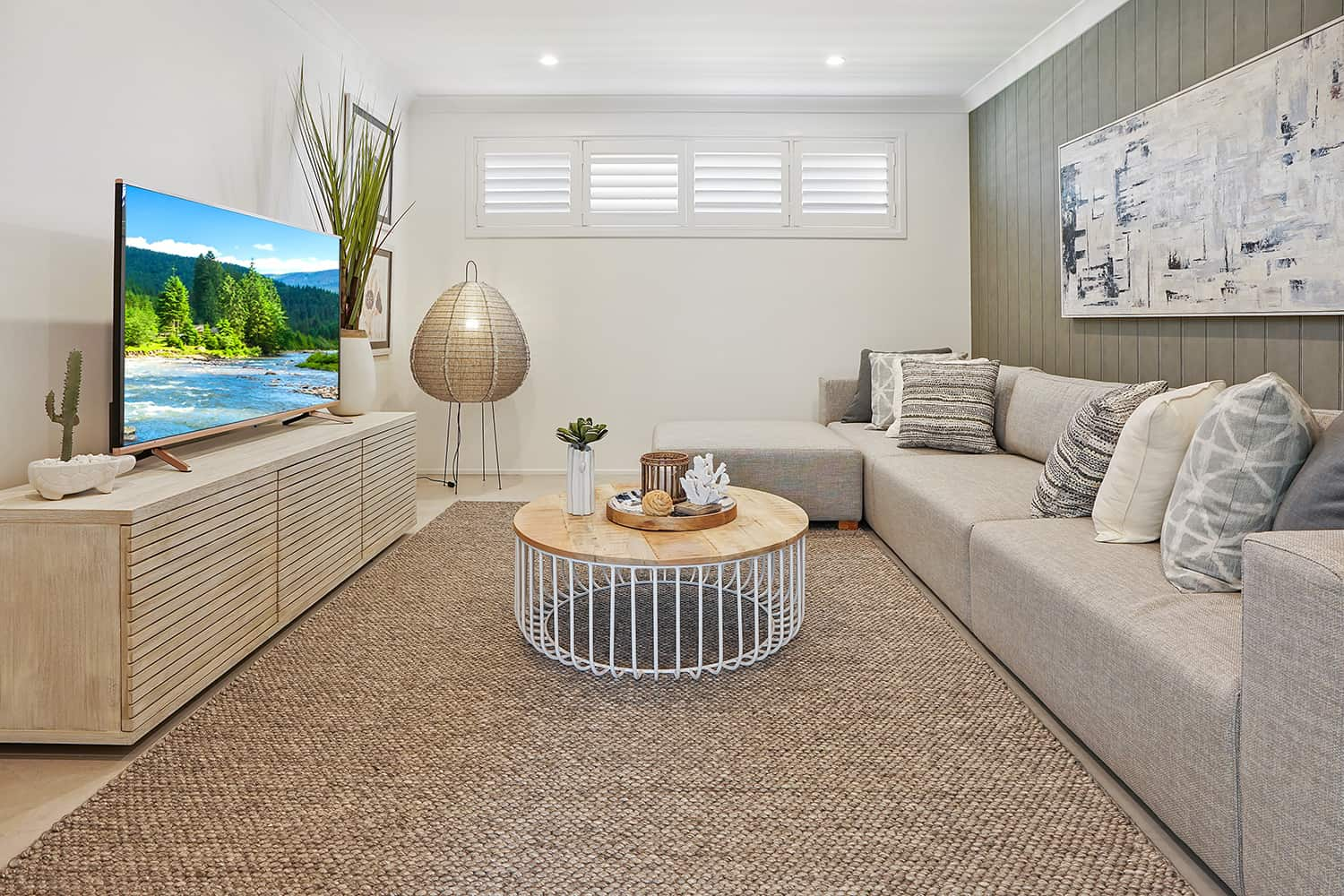 Harmony Four 23 - Media image. On display at Housing World Nowra