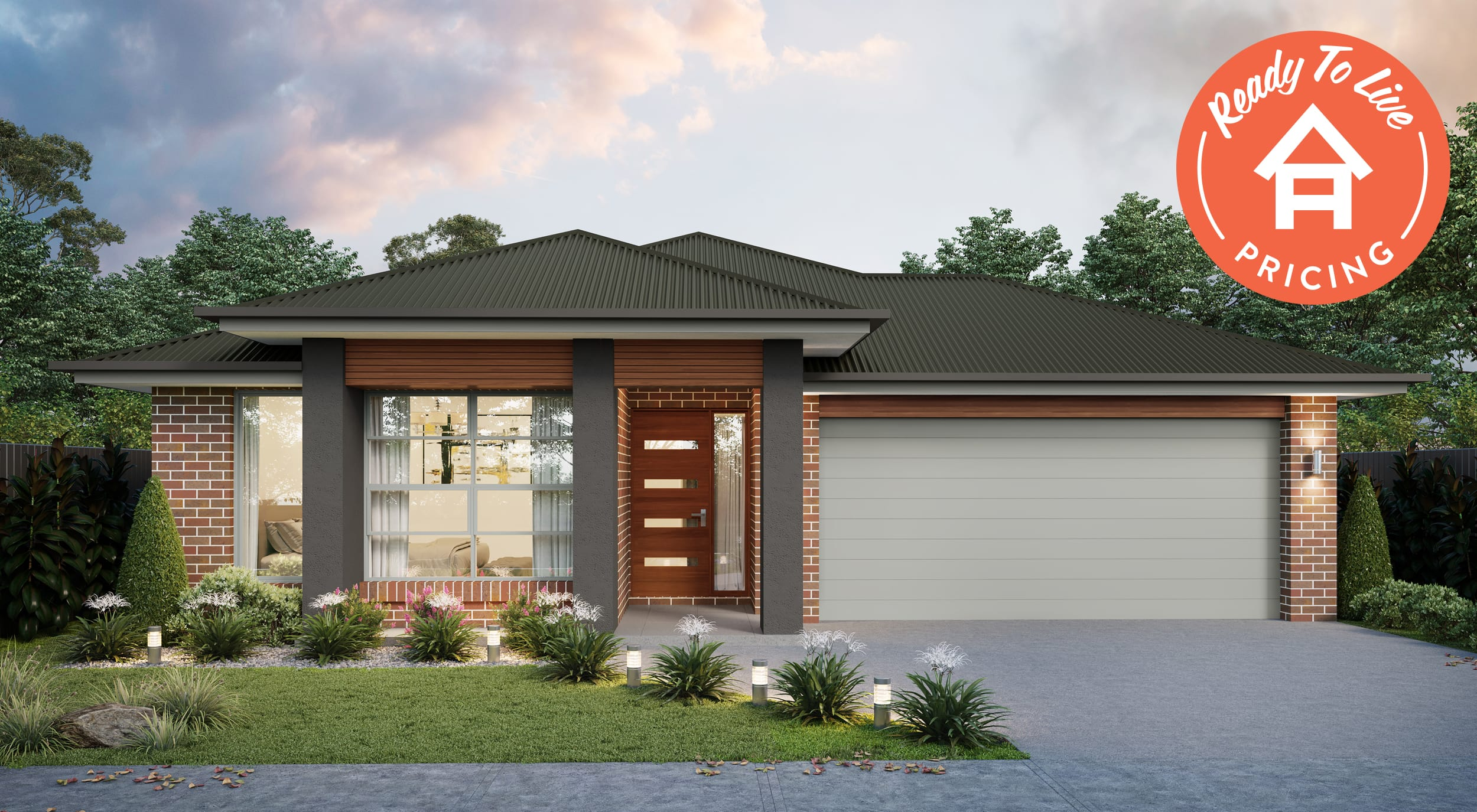 Carrington Four 25 // Ready to Live Package